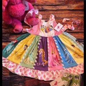 Princess Girls Boutique Twirl Dress Cinderella